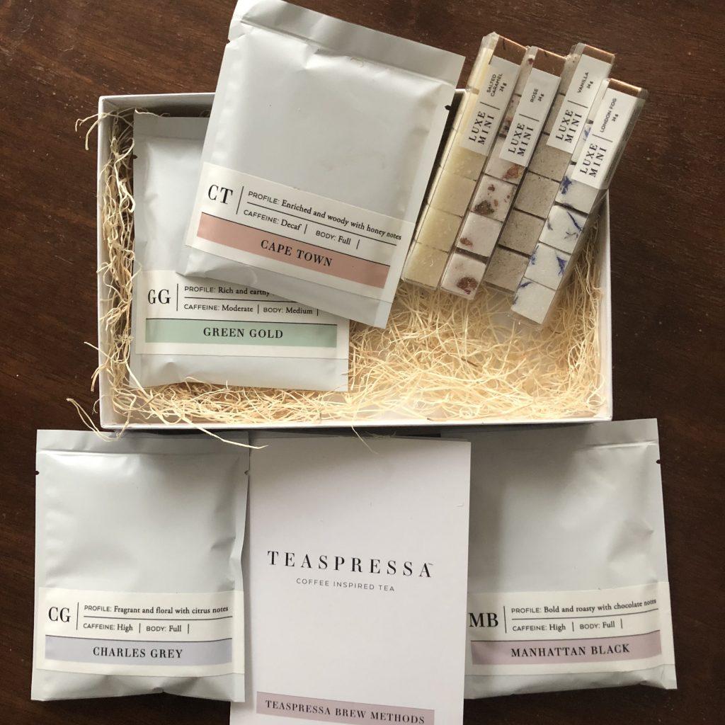 Tea gift pack