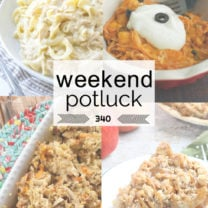 Chicken Stuffing Casserole Weekend Potluck Recipe