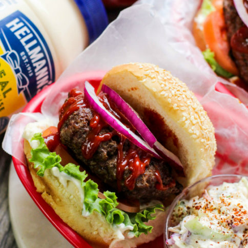 The Best Burgers Recipe - Family Fresh Meals