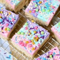 Unicorn Cereal Bars
