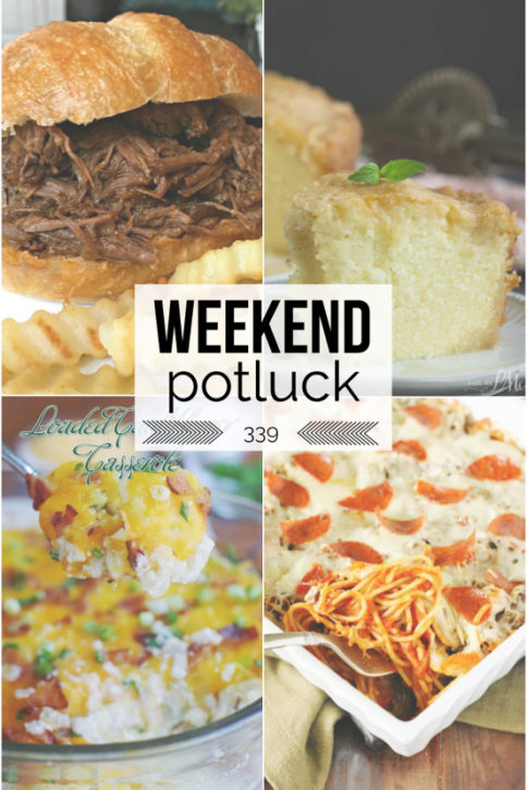 Weekend Potluck Recipes - Week 339 - Family Fresh Meals -