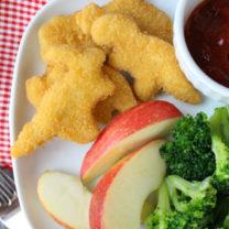 Yummy Dino Buddies Chicken Nuggets