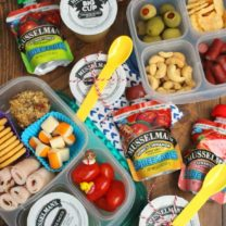 Healthy Lunchbox Ideas with Musselman's