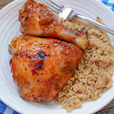 Baked Apricot Chicken Recipe - Family Fresh Meals
