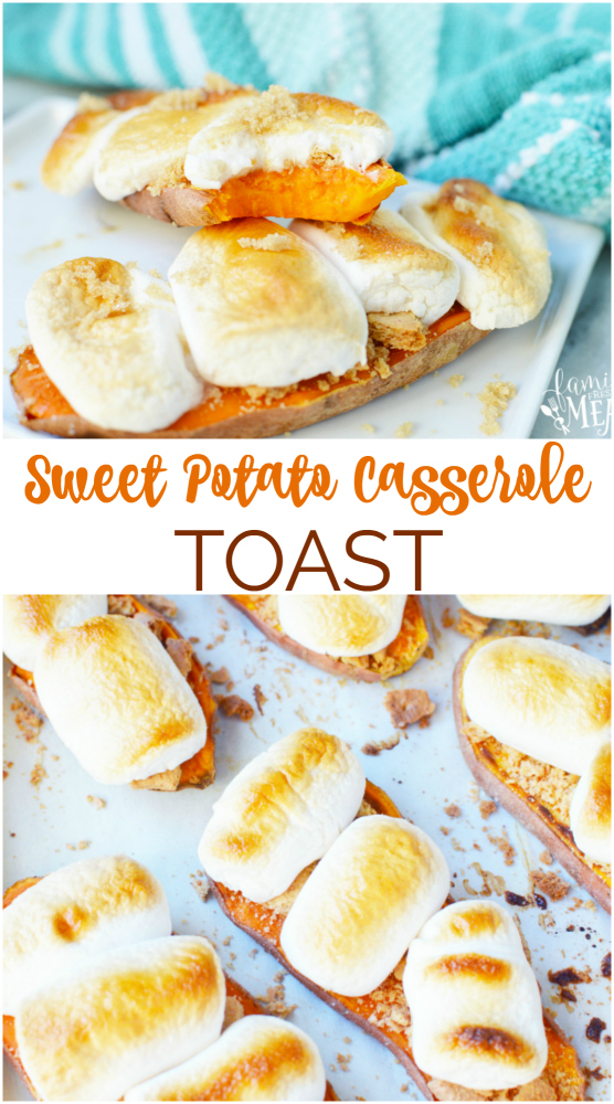 Casserole Toast - Family Fresh Meals Recipe -