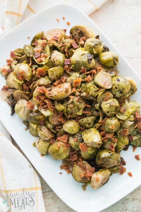 Crockpot Brussel Sprouts - Family Fresh Meals Recipe
