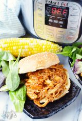 Instant Pot BBQ Chicken Recipe - Family Fresh Meals