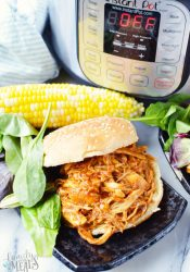 Instant Pot BBQ Chicken Recipe - Family Fresh Meals