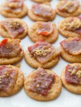 Candied Bacon Cracker Appetizer - Family Fresh Meals Recipe