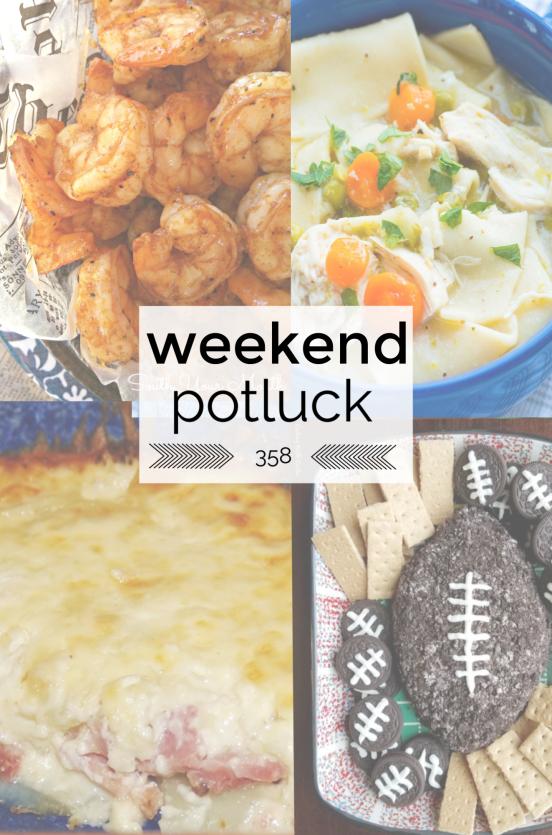 Ham Scalloped Potatoes Weekend Potluck Recipe