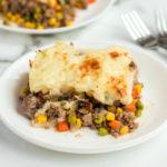 Easy Shepherds Pie Recipe -- Family Fresh Meals Recipe