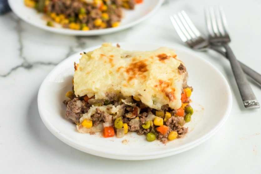 Easy Shepherds Pie Recipe -- Family Fresh Meals Recipe