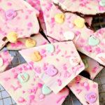 Valentine's Day Chocolate Bark Recipe - Family Fresh Meals