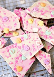 Valentine's Day Chocolate Bark