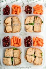 Copycat Starbucks Bistro Box - Family Fresh Meals Easy Lunchbox Idea