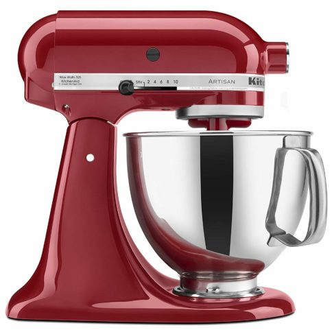 kitchen aid stand mixer - Family Fresh Meals