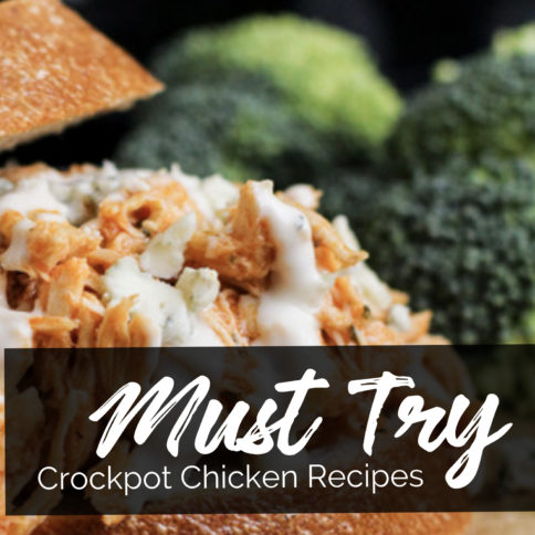 Must Try Crockpot Chicken Recipes eBook - Cover