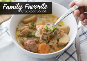 Family Favorite Crockpot Soups ebook