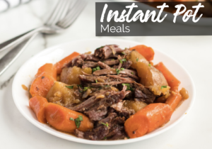 Instant Pot Meals ebook - Family Fresh Meals
