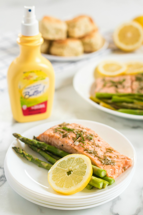 Asparagus Salmon Foil Packs