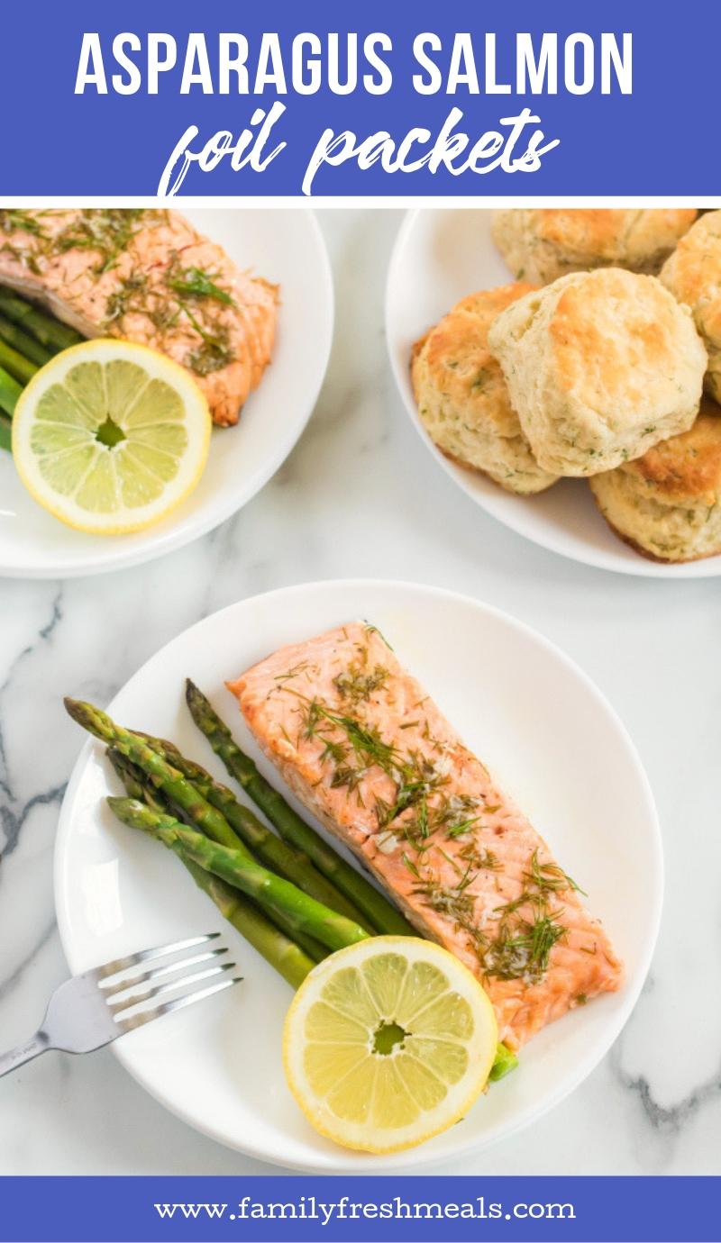 Sponsored Post: Asparagus Salmon Foil Packets recipe #grilling #familyfreshmeals #SprayNoDrama #sponsored #salmon #healthy #asparagus #foilpackets #easyrecipe #summer #memorialday #grillrecipe    via @familyfresh