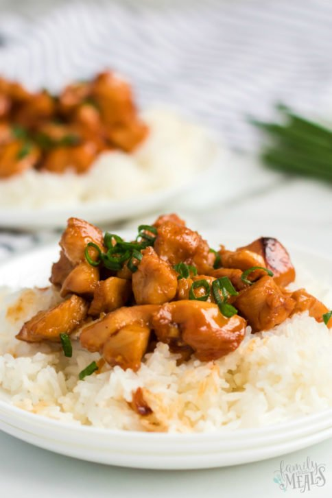Instant Pot Orange Chicken - Family Fresh Meals recipe