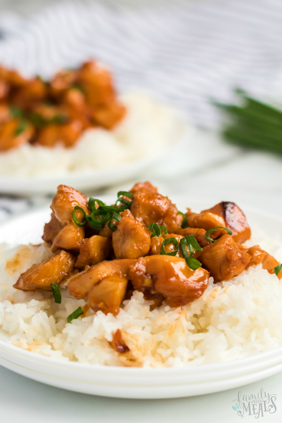 Instant Pot Orange Chicken Family Fresh Meals