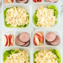 Pasta Salad Lunchbox Idea