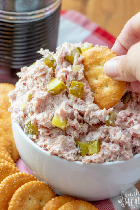 Classic Ham Salad Recipe - Family Fresh Meals