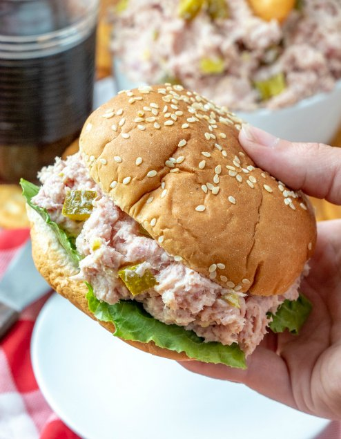Ham Salad Recipe - Family Fresh Meals Recipe