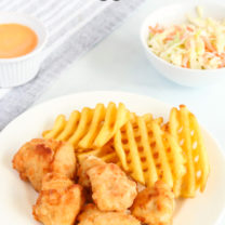 Copycat Chick Fil A Nuggets