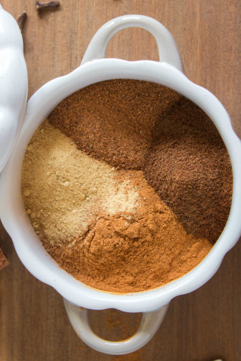DIY Pumpkin Pie Spice Seasoning -- Family Fresh Meals