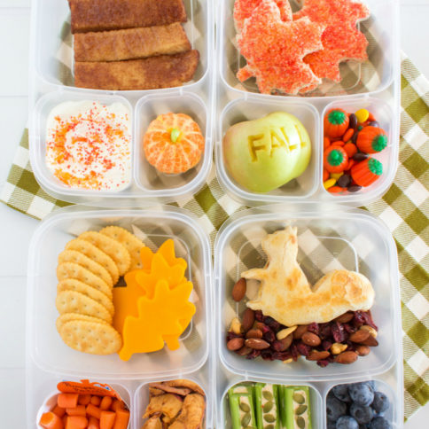 Cute Fall Lunchbox Ideas - Family Fresh Meals