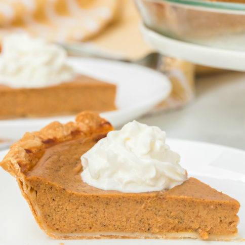 Easy Homemade Pumpkin Pie Recipe - Family Fresh Meals The Best Pumpkin Pie Recipe