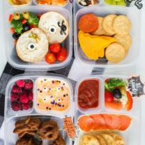 Fun Halloween Food Lunchbox Ideas