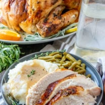 Roasted Thanksgiving Turkey Recipe