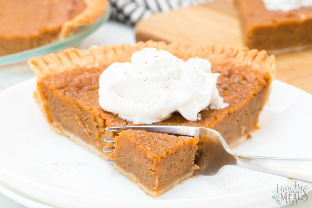 Sweet Potato Pie - How to make sweet potato pie
