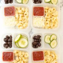 Tortellini Easy Lunchbox Idea