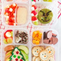 Cute Holiday Lunchbox Ideas