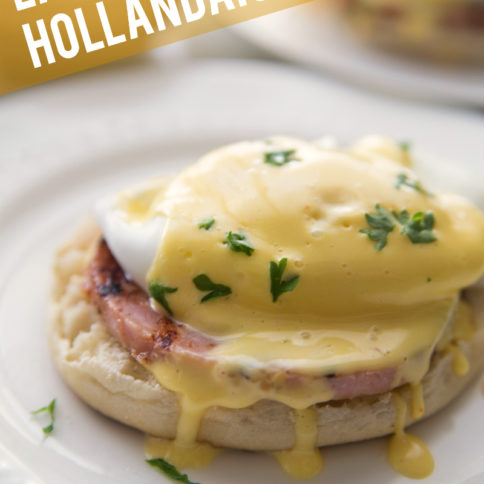 Easy Blender Hollandaise Sauce Recipe - Family Fresh Meals