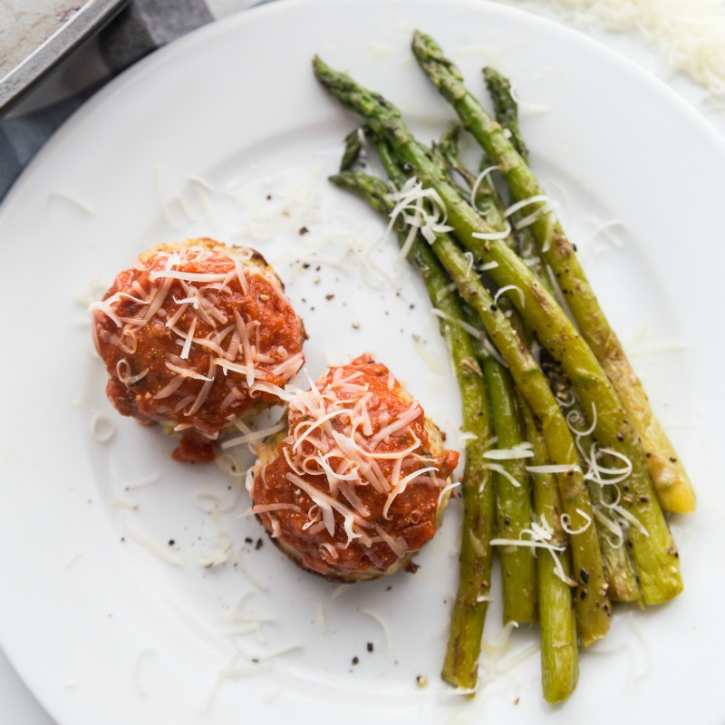 Low Carb Low Point Birdballs Turkey Meatballs - Family Fresh Meals