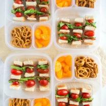 BLT Kabob Lunchbox Idea