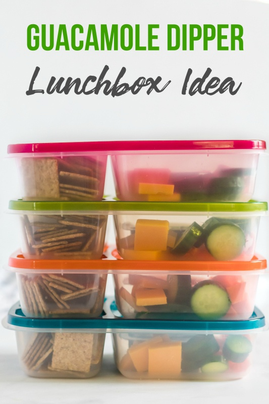 Lunchboxes packed fast with Easy Lunchboxes containers