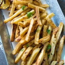Cilantro Lime French Fries