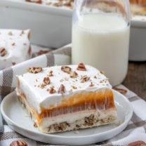 Butterscotch Lush Cake