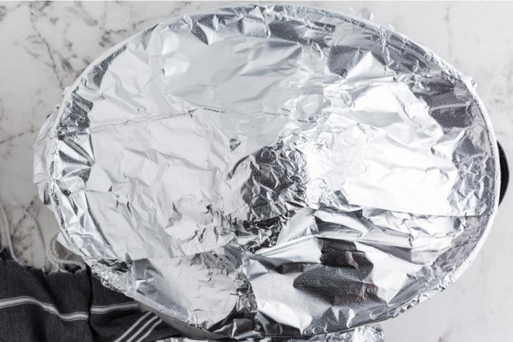 aluminum cover cooking pot