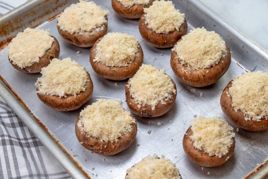 crab stuffed mushrooms  family fresh meals