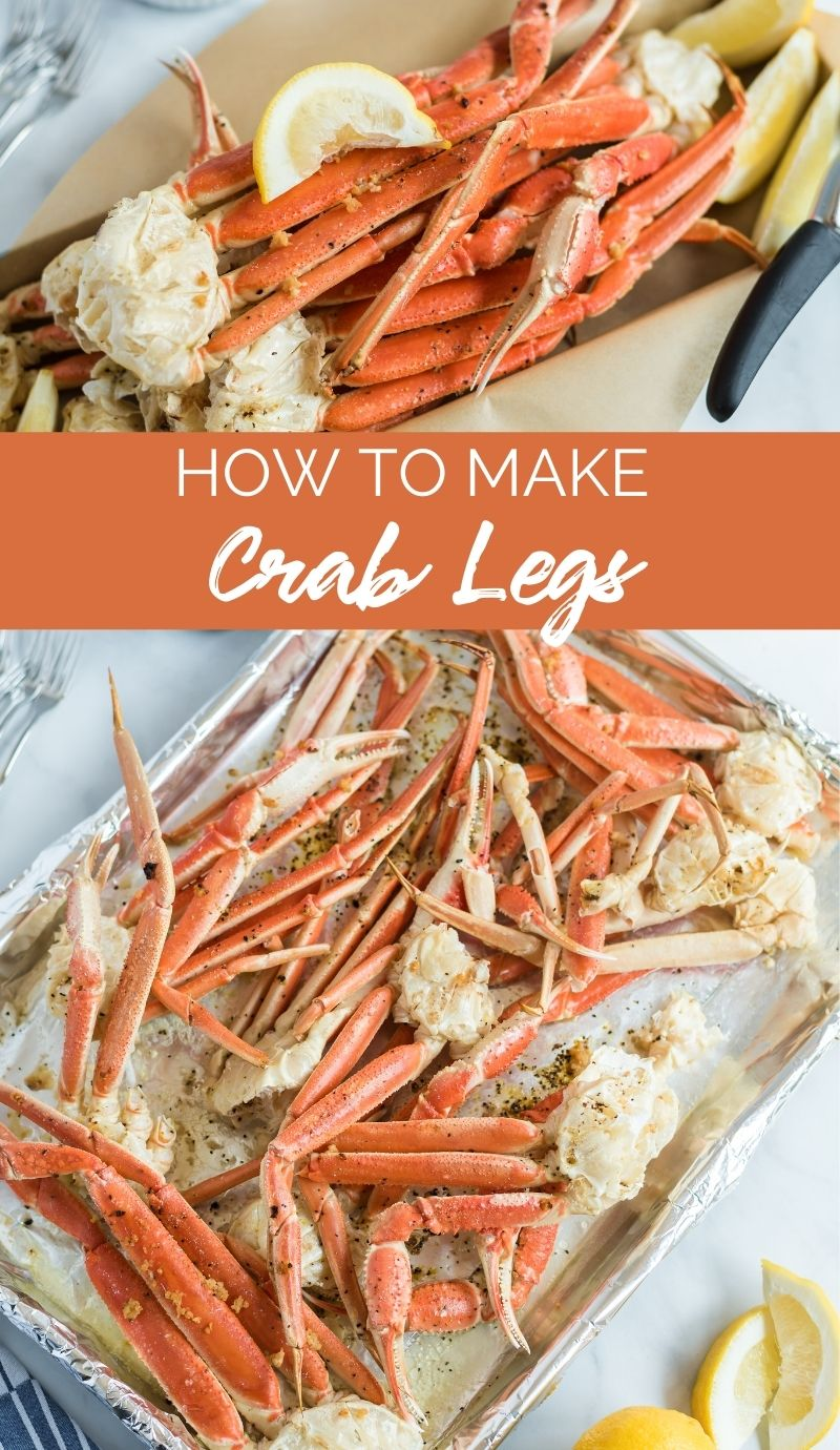 These snow crab legs are so easy to make. Once you learn how to make snow crab legs, you'll never go out to a restaurant for them again. via @familyfresh